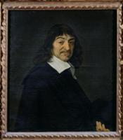 Portrait of Rene Descartes (1596-1650) c.1649 (oil