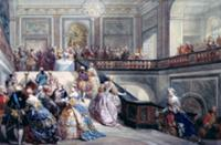 Fete at the Chateau de Versailles on the occasion