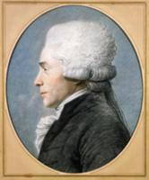 Maximilien de Robespierre (1758-94) (pastel on pap