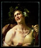 Self Portrait as Bacchus. Artist: Dalen, Jan van (