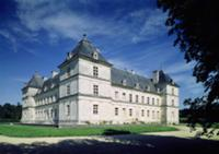 Exterior of the Chateau, built c.1546 (photo). Art