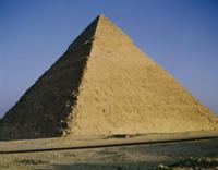 Pyramid of Khafre (2520-2494 BC) c.2589-30 BC (pho