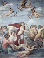 The Triumph of Galatea, 1512-14 (fresco) (see also
