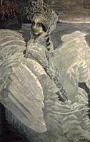 The Swan Princess, 1900. Artist: Vrubel, Mikhail A