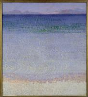 The Iles d'Or (The Iles d'Hyeres, Var), c.1891-92