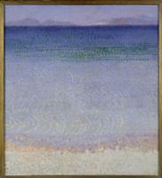 The Iles d'Or (The Iles d'Hyeres, Var), c.1891-92