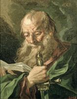 The Apostle Paul, by Matvei Vasilievich Vasiliev (
