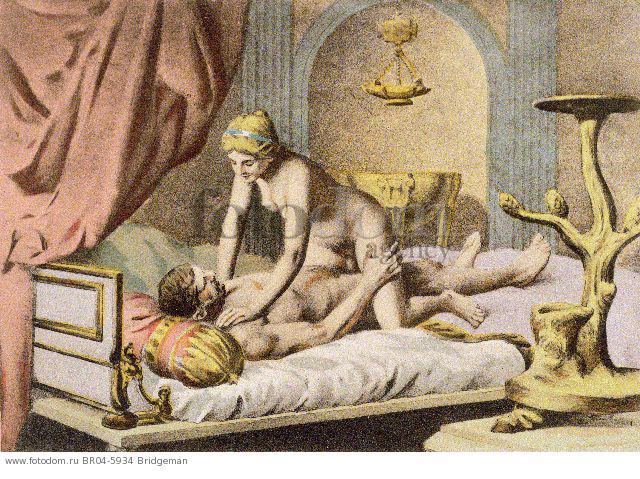 Эдуард Анри Авриль. эротика. отпечаток. мужчина. секс. 1849-1928. Не может