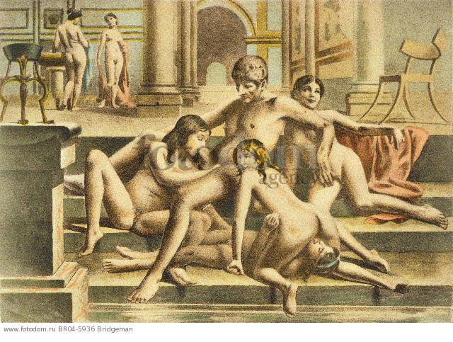 Секс в древнем Китае: история, эротика в фото