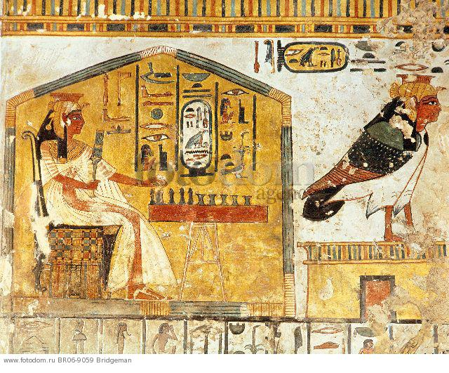 queens in new kingdom egypt