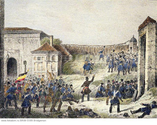 Британия 1830 е какое образование