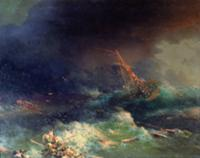 The Disaster of the Liner Ingermanland at Skagerra