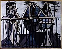 The Ladies of Rathbone Place, 1947 (oil on canvas)
