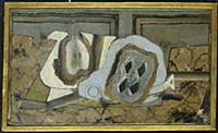 The Four of Diamonds, 1921 (oil on canvas) , artis