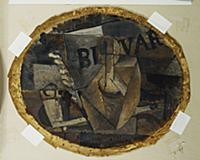 The Blotting Pad, c.1911 (oil on canvas) , artist: