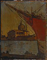 Il Redentore, from the Zattere, Venice, c.1895-96