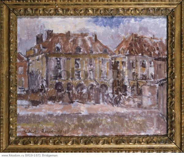 Dieppe, 1903 (oil on canvas), artist: Sickert, Walter Richard (1860-1942)