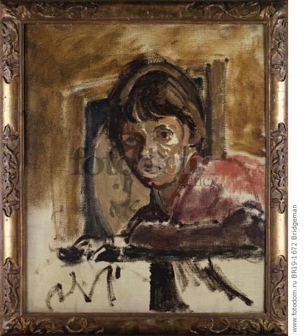 Portrait of Cicely Hey, c.1922-23 (oil on canvas) , artist: Sickert, Walter Richard (1860-1942)