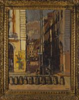 The Elephant Poster, 1910 , artist: Sickert, Walte