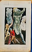 Welcome Cellini and Jupiter, 1945 (w/c & pencil) ,