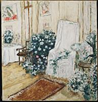 The Betrothed's Chair, 1934 (oil on canvas) , arti