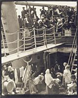 The Steerage, 1907 (small-format photogravure) , a
