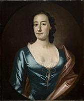 HGH3359378 Portrait of Elizabeth Prioleau Roupell