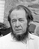 Russia-Soviet Union: Aleksandr Solzhenitsyn (1918-