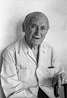 Каталонский художник, скульптор и график Жоан Миро