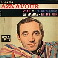 2734313 Charles Aznavour Chanteur francais Pochett