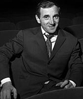 1904581 Charles Aznavour; (add.info.: French singe