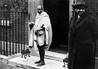 2063316 Mahatma Gandhi; (add.info.: Mahatma Gandhi