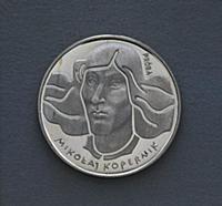 2585388 100 zloty coin, 1973-1974, reverse, Nicola