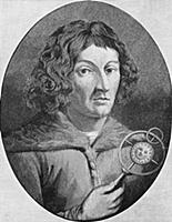 2656175 Copernicus, astronomer (b/w photo); Ewing
