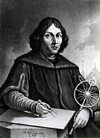 884417 Nicolaus Copernicus (1473-1543) (engraving)