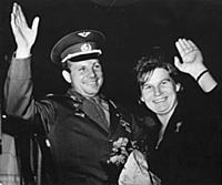 3905738 Soviet Cosmonauts Yuri Gagarin (Vostok 1)