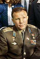 1805160 Youri Gagarine; (add.info.: Yuri Gagarin (