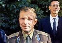 1806373 Youri Gagarine; (add.info.: Yuri Gagarin (