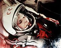 3905571 Soviet Cosmonaut Yuri Gagarin, First Man i