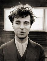 828943 Portrait of Charlie Chaplin aged 27, 1916 (