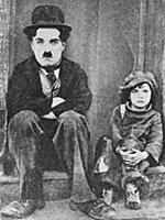 2656194 Charlie Chaplin and Jackie Coogan in The K