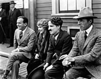 937172 Douglas Fairbanks, Mary Pickford, Charlie C