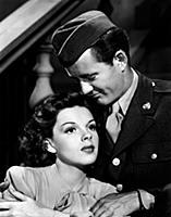 4048100 Judy Garland And Robert Walker, The Clock