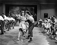 4045533 Judy Garland And Mickey Rooney, Babes On B