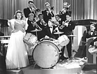 4045536 Judy Garland And Mickey Rooney, Babes On B