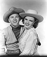 4050845 Mickey Rooney And Judy Garland; (add.info.