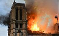 Собор Парижской Богоматери: пожар и архивные изображения