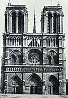 1573977 Cathedral of Notre-Dame, 1754; (add.info.: