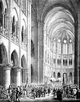 1746582 Reestablishment of the Roman Catholic Chur