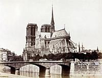 1575789 The façade of Cathédrale Notre-Dame de P